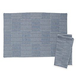 Dansk® Matera Napkins and Placemats (Sets of 4)