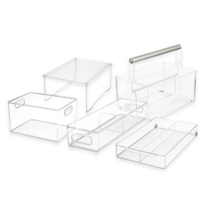 I Design® Bath Organizer Collection by Bed Bath And Beyond