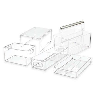 iDesign® Bath Organizer Collection