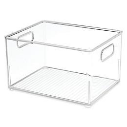 iDesign® Small Bath Bin