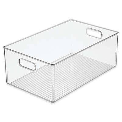 iDesign® Large Bath Bin