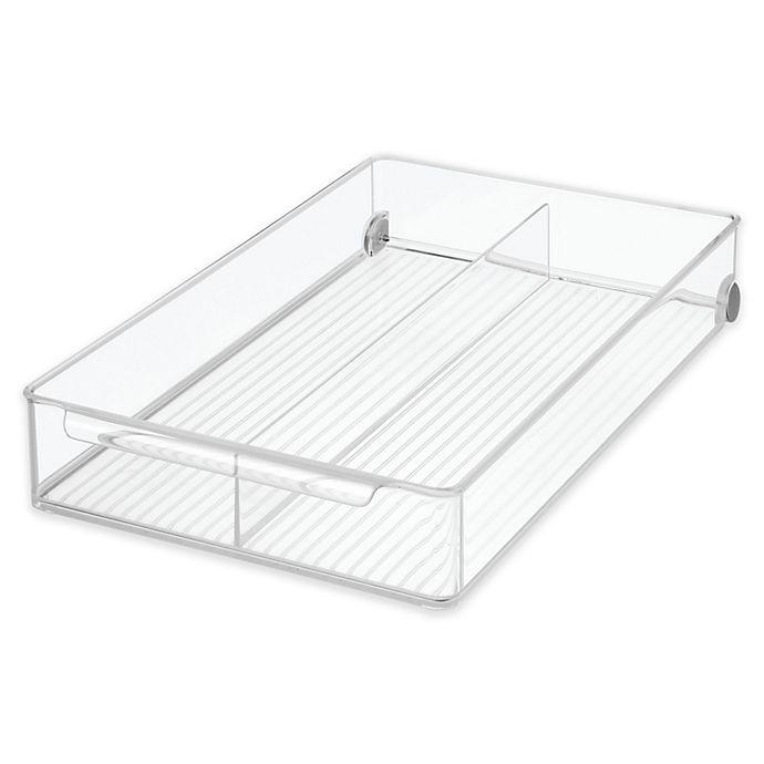 Alternate image 1 for iDesign® Bath Rolling Bin