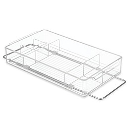 iDesign™ Clear Over-the-Sink Organizer