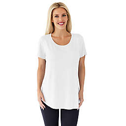 Belly Brandit® Perfect Nursing T-Shirt in White