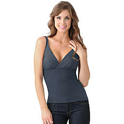 Belly Brandit® Mother Tucker® Nursing Tank Top in Grey