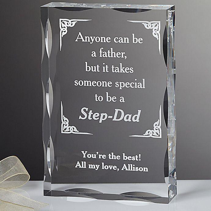 Alternate image 1 for A Special Step-Dad Keepsake