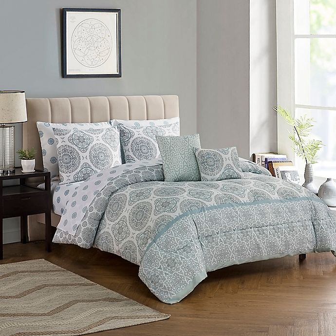 Alternate image 1 for Meridian Comforter Set