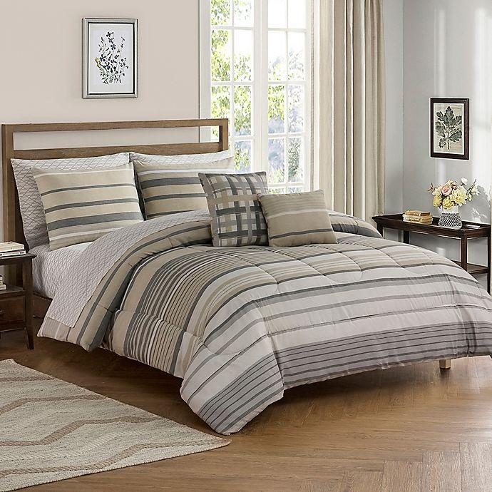 Alternate image 1 for Roanoke Comforter Set