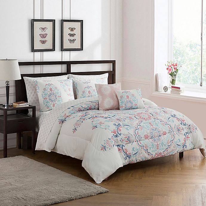 7 Best Katie S Bedroom Images On Pinterest: Bari 9-Piece Comforter Set