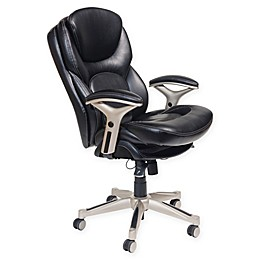 Serta® Works Executive Office Chair with Back in Motion™ Technology