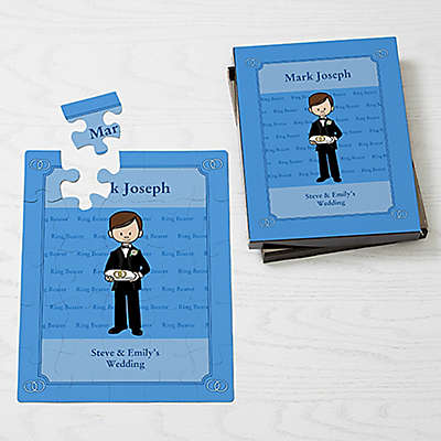Our Ring Bearer 25-Piece Character Puzzle