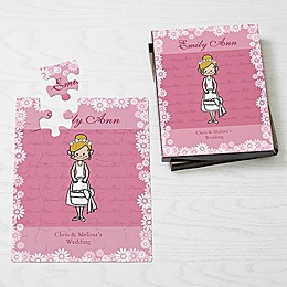 Our Flower Girl 25-Piece Character Puzzle