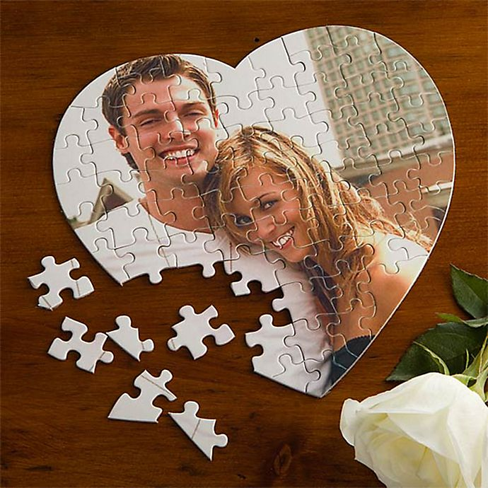 Alternate image 1 for Love Connection 75-Piece Photo Puzzle