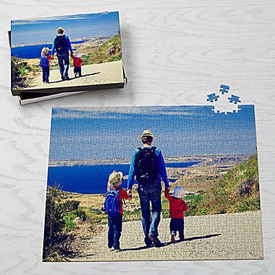 Picture It! Jumbo 500-Piece Photo Puzzle