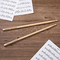 Write Your Own Maple Drumsticks (Set of 2)