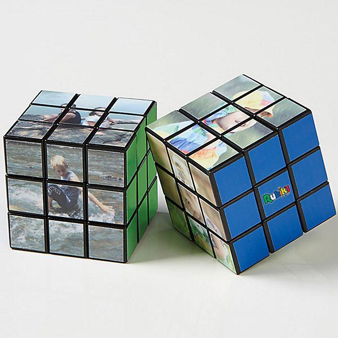 Alternate image 1 for My Photo Rubik's® Cube