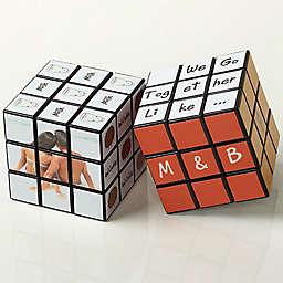 """""""We Go Together Like…"""" Photo Rubik's® Cube"""