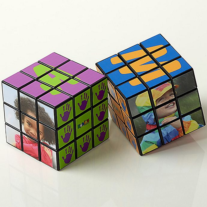 Alternate image 1 for My Initial Rubik's® Cube