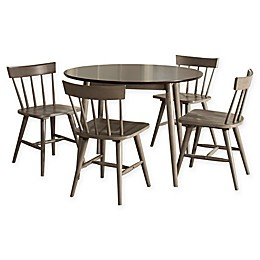 Hillsdale Furniture Mayson 5-Piece Spindle Back Dining Set