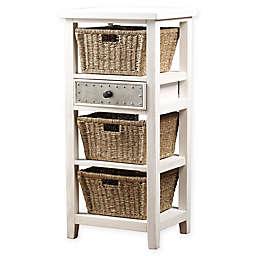 Hillsdale Furniture Tuscan Retreat™ 3-Basket Storage Stand