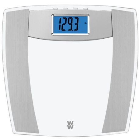 Buy Weight Watchers® by Conair™ Glass Body Fat Bathroom ...