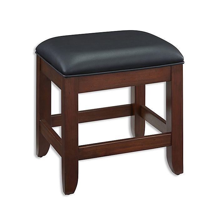 Alternate image 1 for Home Styles Chesapeake Vanity Bench