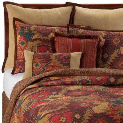 Santa Fe Quilt 100 Cotton Bed Bath Amp Beyond
