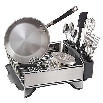 KitchenAid® Compact Stainless Steel Dish Rack