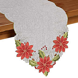 Joyful Christmas Table Runner