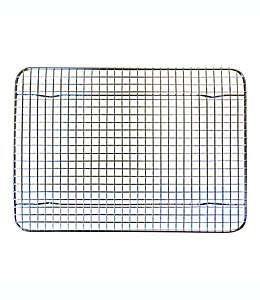 Hamilton Housewares Rejilla para enfriar de acero inoxidable, 21.59 x 30.48 cm