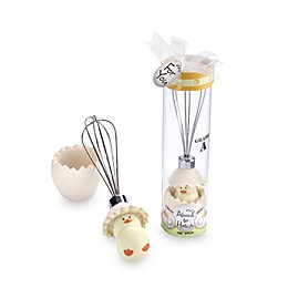 Kate Aspen® About to Hatch Egg Whisk Baby Shower Favor