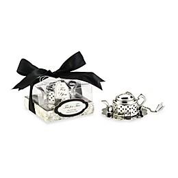 Kate Aspen® Teapot Tea Infuser Wedding Favor
