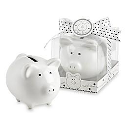 Kate Aspen® Piggy Bank Baby Favor