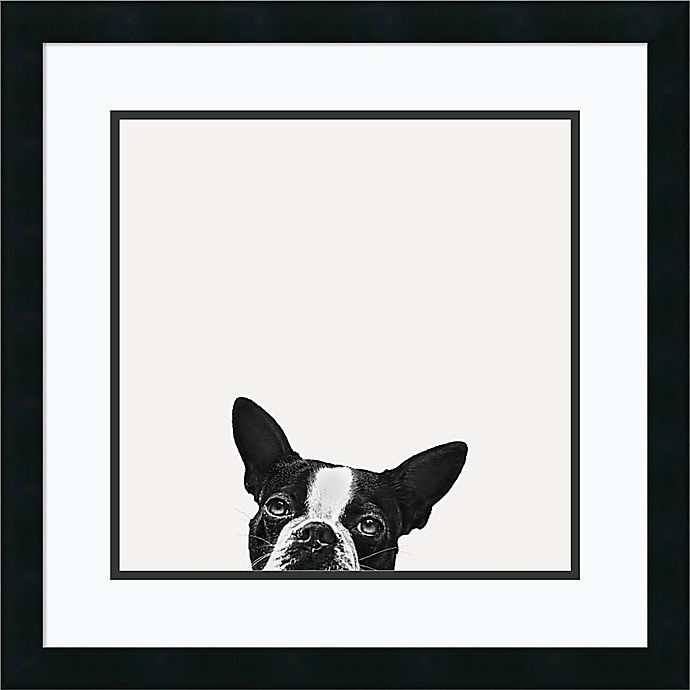 Alternate image 1 for Amanti Loyalty 22.25-Inch Framed Wall Art