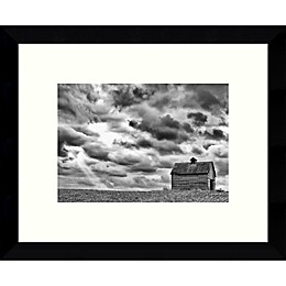 Amanti Art On the Hill 10.88-Inch x 8.88-Inch Framed Wall Art