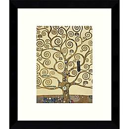 Amanti Art The Tree of Life IV 9-Inch x 11-Inch Framed Wall Art