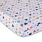 Wendy Bellissimo™ Sawyer Triangle Print Changing Pad Cover