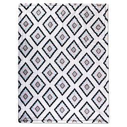 Wendy Bellissimo™ Sawyer Geometric Plush Blanket