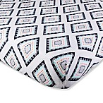 Wendy Bellissimo™ Sawyer Geometric Fitted Crib Sheet
