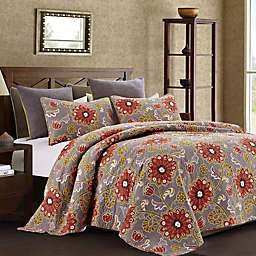 Aurora Reversible Quilt Set