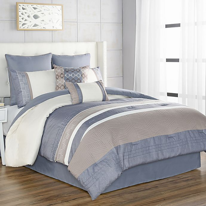 Alternate image 1 for Slater 8-Piece Comforter Set