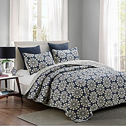 Lucerne Reversible Quilt Set