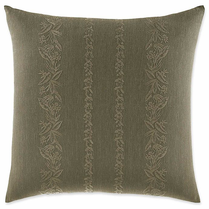 Alternate image 1 for Tommy Bahama® Nador European Pillow Sham in Sage