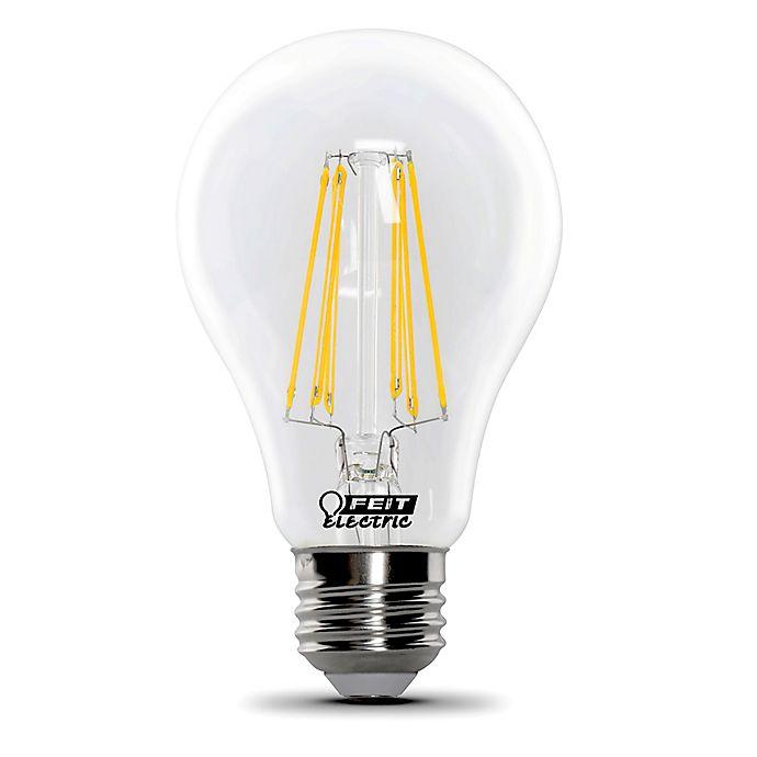 Alternate image 1 for Feit Electric 2-Pack Filament 100-Watt Equivalent A19 LED Light Bulbs