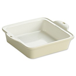 Lodge 8-Inch x 8-Inch Stoneware Baking Dish