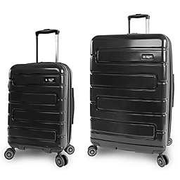Original Penguin® Crimson Hardside Spinner Luggage Collection
