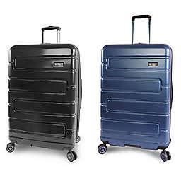 Original Penguin® Crimson 29-Inch Hardside Spinner Suitcase