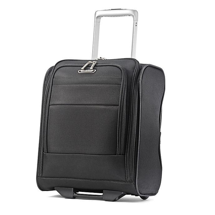 160026f28 Samsonite® ECO-Glide Upright Underseat Luggage | Bed Bath & Beyond