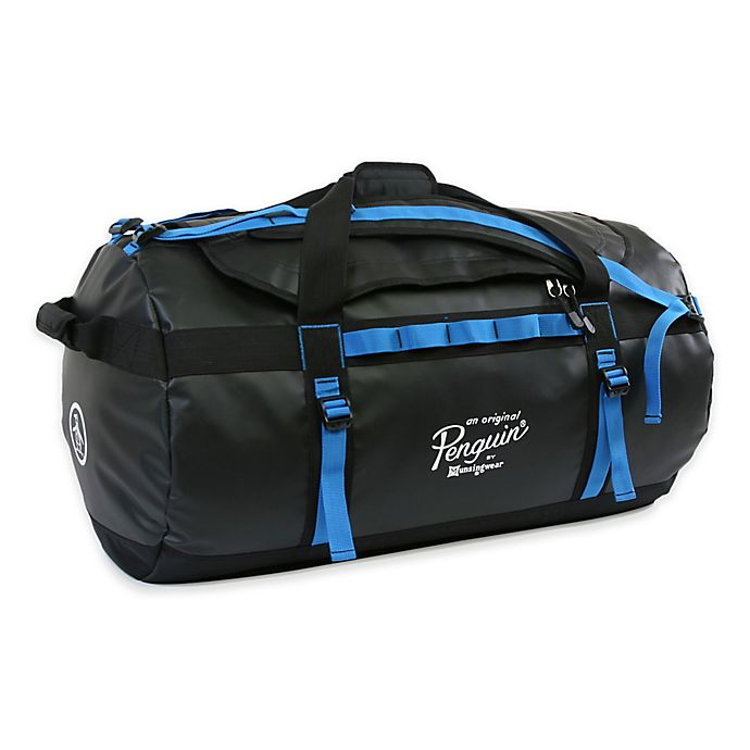 3cc4f7b20ea Original Penguin® 26-Inch Compass Water Resistant 2-in-1 Duffle Bag ...