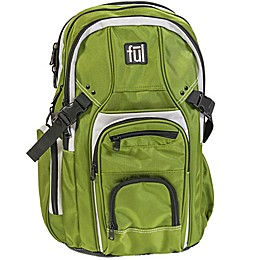ful® TMan Laptop Backpack in Olive